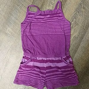 Old Navy 1 piece purple outfit